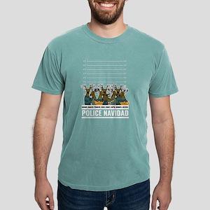 Funny Police Christmas Shirt Ugly Sweater T-Shirt
