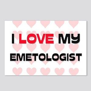 I Love My Emetologist Postcards (Package of 8)