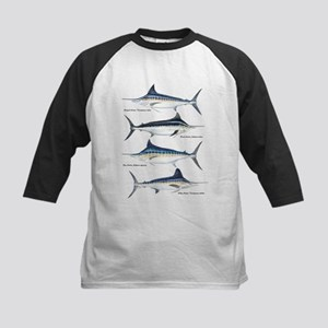 4 Marlin Kids Baseball Jersey