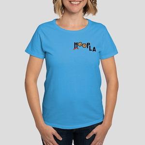 Hoopla Women's Dark T-Shirt