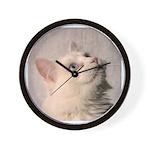 Curious Boo Wall Clock