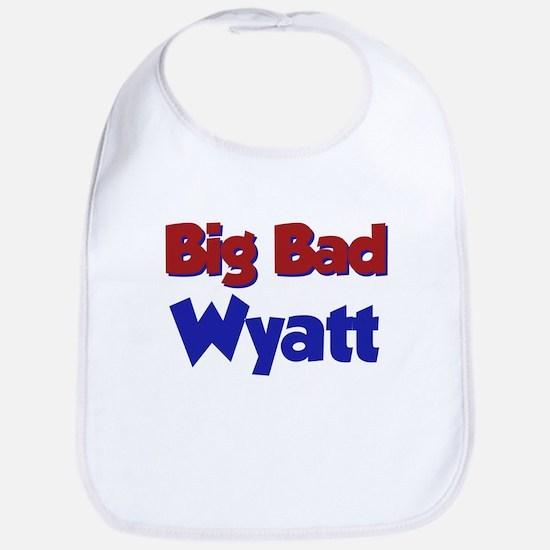 Big Bad Wyatt Bib
