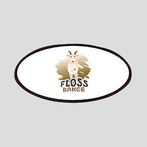 Floss Dance Move Goat Patch