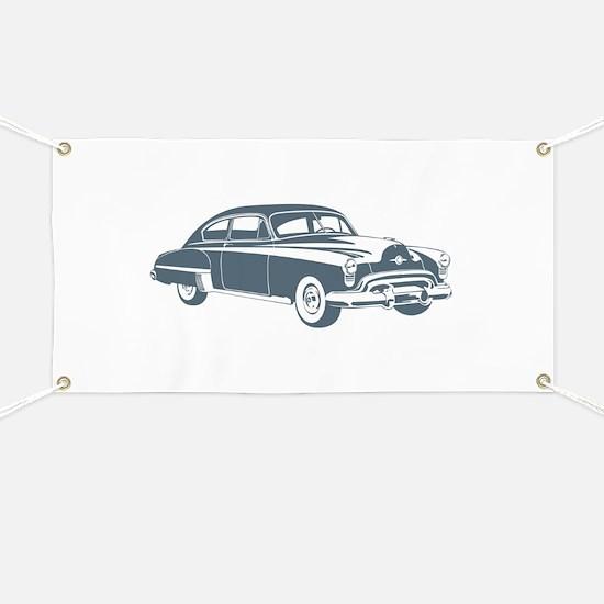 1949 Oldsmobile Rocket 88 Banner