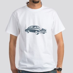1949 Oldsmobile Rocket 88 White T-Shirt