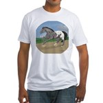 Appaloosa Athlete Spin Fitted T-Shirt