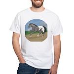 Appaloosa Athlete Spin White T-Shirt