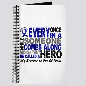 HERO Comes Along 1 Brother CC Journal
