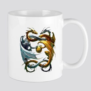 Battle Dragons Mug