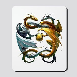 Battle Dragons Mousepad