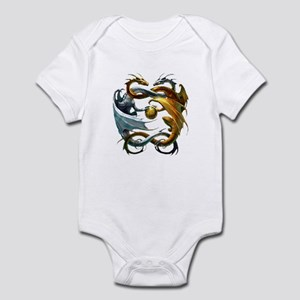 Battle Dragons Infant Bodysuit