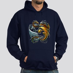 Battle Dragons Hoodie (dark)