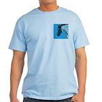 Appaloosa Horse Head Light T-Shirt