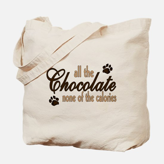 All the Chocolate Tote Bag