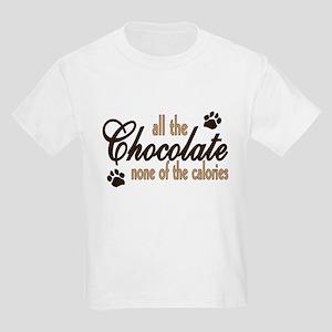 All the Chocolate Kids Light T-Shirt