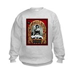 The Tattooed Lady Vintage Advertising Print Sweats
