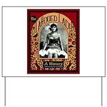 The Tattooed Lady Vintage Advertising Print Yard S