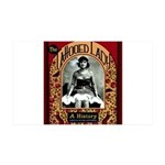 The Tattooed Lady Vintage Advertising Print Decal