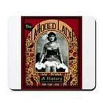 The Tattooed Lady Vintage Advertising Print Mousep