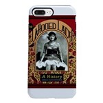 The Tattooed Lady Vintage Advertising Print iPhone
