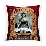 The Tattooed Lady Vintage Advertising Print Everyd