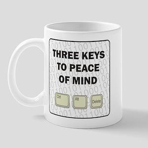 Peace Of Mind Mug