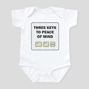 Peace Of Mind Infant Bodysuit