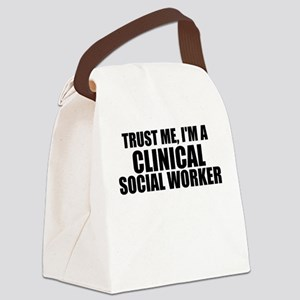 Trust Me, I'm A Clinical Social Worker Canvas