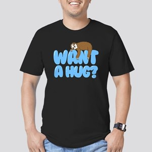 Funny Sloth Want A Hug? T-Shirt