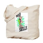 Mad Licking Skills Tote Bag