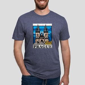 Prague Ash Grey T-Shirt