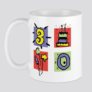 Color Block 30 Mug