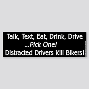 Distracted Driver (Bumper 10 pk)