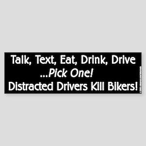 Distracted Driver (Bumper 10 pk)