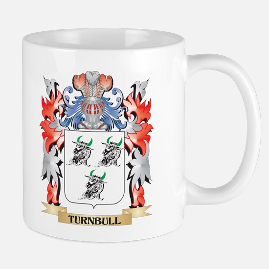 Turnbull Coat of Arms - Family Crest Mugs