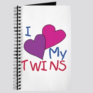 I heart my twins Journal