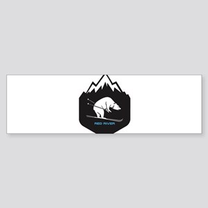 Red River Ski Area - Red River - Bumper Sticker