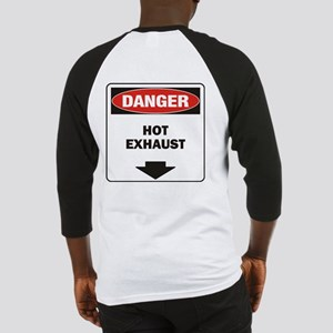Danger Exhaust Baseball Jersey