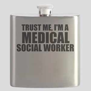 Trust Me, I'm A Medical Social Worker Flask