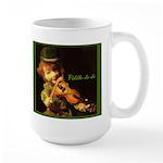 The Irish Fiddler Large Mug