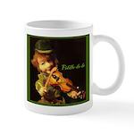The Irish Fiddler Mug