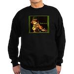 The Irish Fiddler Sweatshirt (dark)