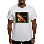 The Irish Fiddler Light T-Shirt