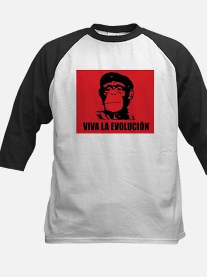 Viva La evolucion Kids Baseball Jersey
