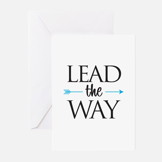 Lead The Way - Greeting Cards ( Pk. Of 20 )