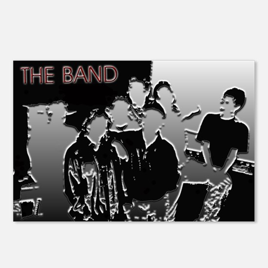The Band - Postcards (Package of 8)