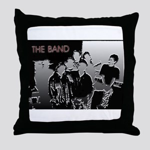 The Band - Throw Pillow