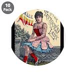 Tattooed Lady Aimee Vintage Advertising Print 3.5