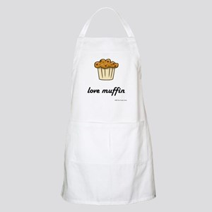 Love Muffin BBQ Apron