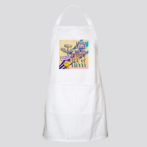 Feisty 50 BBQ Apron
